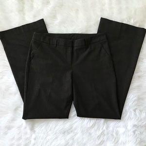 Women's brown dress pants size 10.